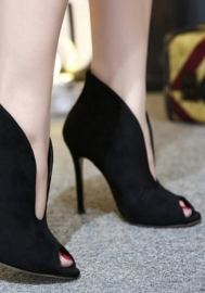 Women Fashion High-heeled Shoes