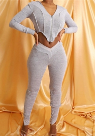 (Pre-Sale)2020 Styles Women Fashion Colorful Yoga Tracksuit Suit
