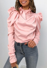 2020 Styles Women Fashion INS Styles Fashion Long Sleeve Tops