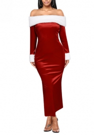 Women Fashion Christmas Styles Dress