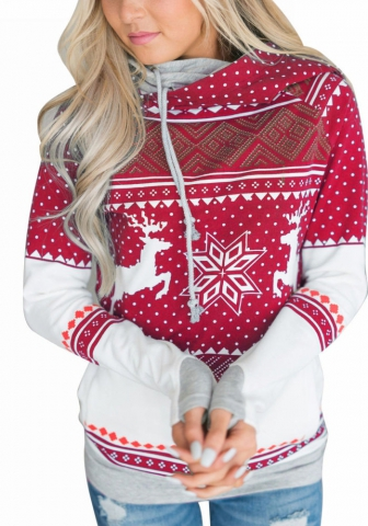 Women Fashion Christmas Styles Tops